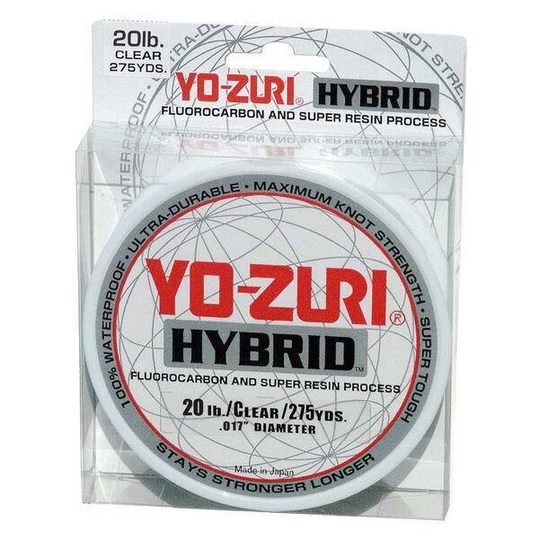 Yo-Zuri Hybrid Fishing Line – Clear, 275 Yds.