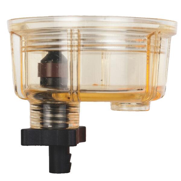Sierra Plastic Collection Bowl For Racor/Suzuki Engine, Sierra Part #18-7987