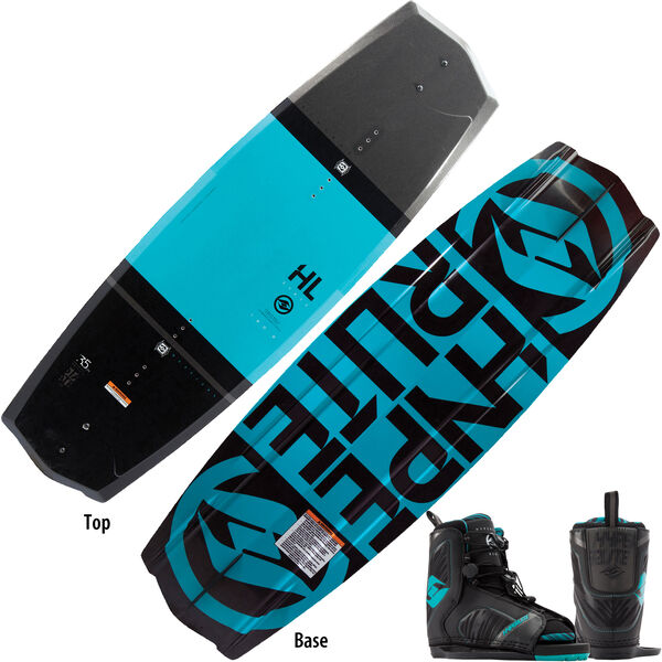 Hyperlite State 2.0 Wakeboard With Remix OT Bindings