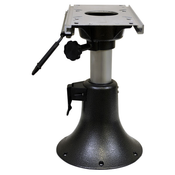 Wise Adjustable Aluminum Bell-Style Pedestal