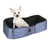 Traveler Pet Bed, Navy