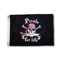 """Pirate for Life, 12"""" x 18"""""""