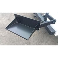 Steel Bumper Grill Arm Table