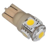 LED Wedge Mount Bulb, 5 Diode