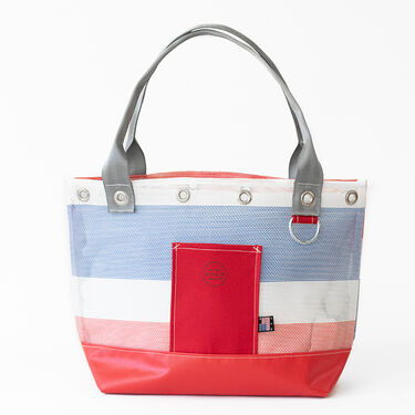 Liberty Red Tote Bag
