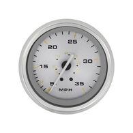 Sierra Gold Sterling Speedometer, Part #67173P