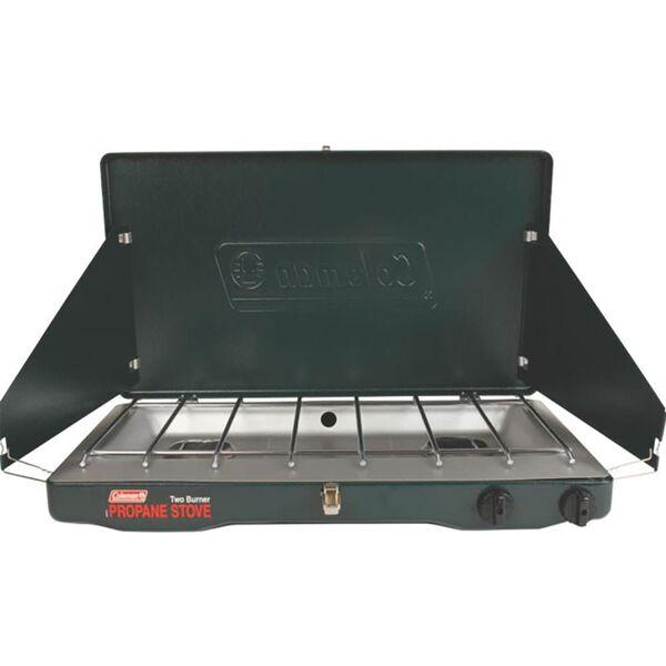 Coleman Classic 2-Burner Portable Propane Stove