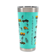 "Camco ""Life is Better at the Campsite"" Tumbler, 20 oz."