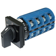 Blue Sea Systems AC Rotary Switch 2 Positions + OFF