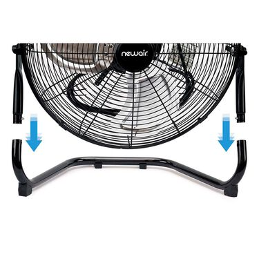 18-inch High Velocity Portable Floor Fan