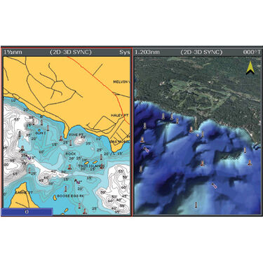 Navionics Platinum HotMaps, West United States - SD Cartridge