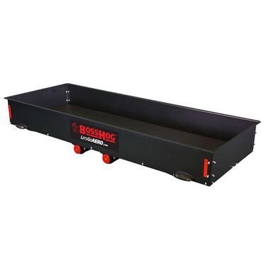 BossHog™ Slide-out Hitch Mount Cargo Carrier