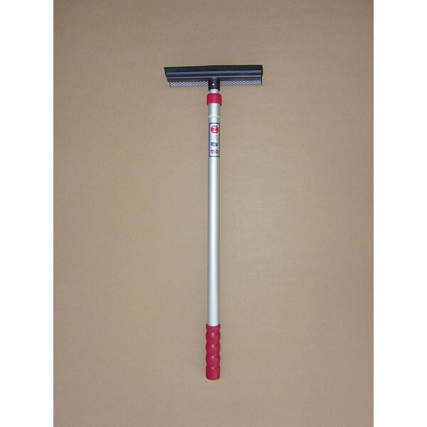 Adjust-A-Brush Mini Telescoping Handle with Squeegee
