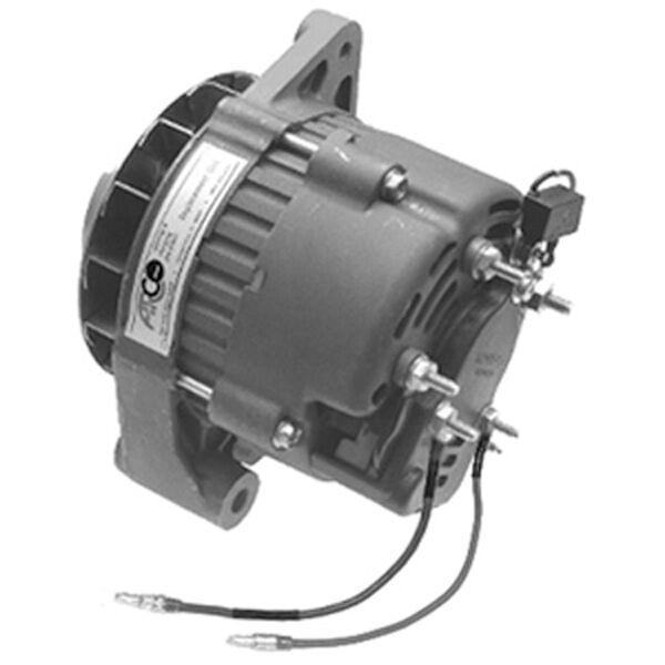 Arco Mando OEM 55-Amp Alternator For Late Model Mercruiser, Single Groove Pulley
