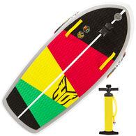 """HO FAD Inflatable Board, 4'6""""L"""