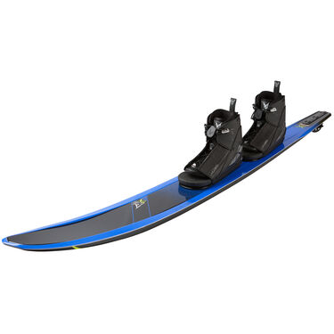 HO Superlite TX Slalom Waterski With Double X-Max Bindings