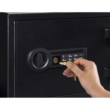 Stack-On Personal Fireproof Safe