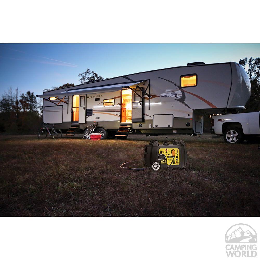 Champion 3500 Watt Portable Inverter Generator Camping World