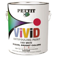 Pettit Vivid Red Paint, Gallon