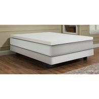 """Memory Foam Mattress Topper 3"""" From Independent Sleep"""