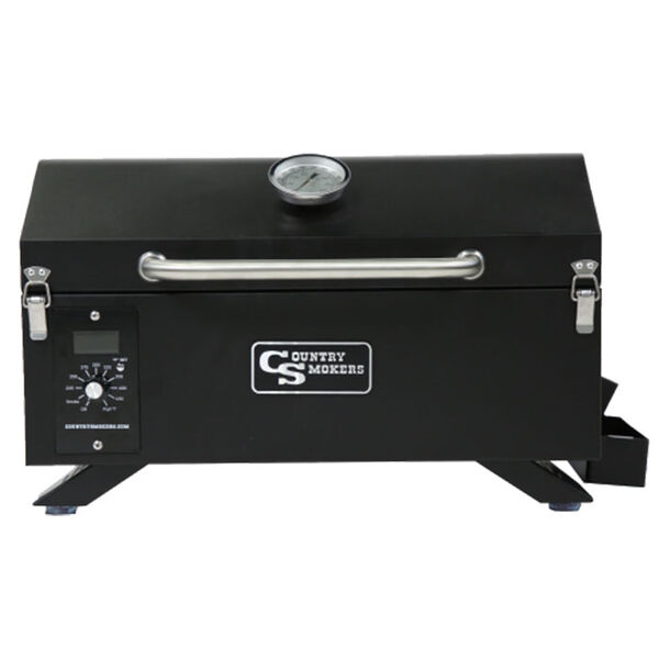 Country Smokers Traveler Portable Wood Pellet Grill