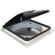 Dometic Fan-Tastic Non-powered Roof Vent, Smoke