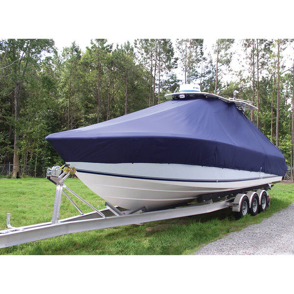 Taylor Made T-Top Boat Cover for Boston Whaler 180 Dauntless