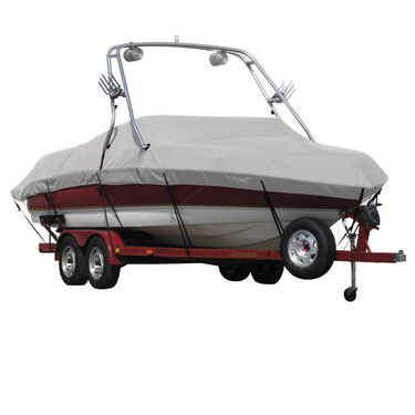 Sharkskin Cover For Mastercraft X-2 W/Zero Flex Flyer Tower Covers Teak Platform