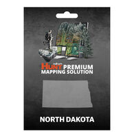 onXmaps HUNT GPS Chip for Garmin Units + 1-Year Premium Membership, North Dakota