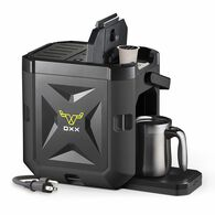 Coffeeboxx Single Serve Camping Coffee Maker in Black