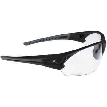 Radians Bravo CSB102-BX Series Tactical Shooting Glasses, Clear