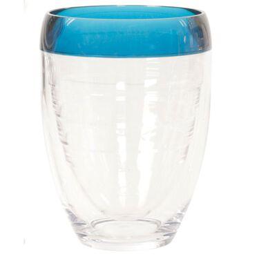 Tervis Stemless Wine Glasses, 9 oz., Blue