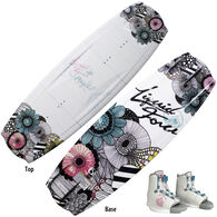 Liquid Force Angel Wakeboard With Angel Bindings