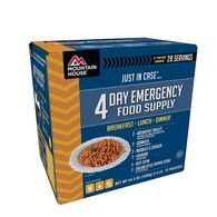 "Mountain House ""Just In Case…"" 4-Day Emergency Food Supply"