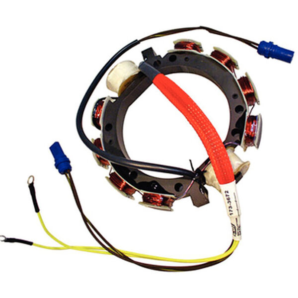 CDI OMC Stator, Replaces 173-3104, 581830, 581865, 581987