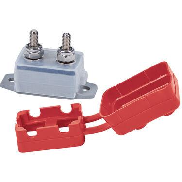 Blue Sea Systems Marine-Grade Short Stop Circuit Breaker, 15 Amp