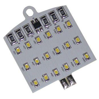 LED Replacement Bulb, 18 Watt, Daylight White, 6 Pack