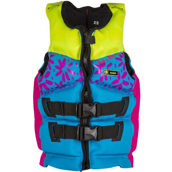Radar Girl's Teen TRA Neoprene Life Jacket