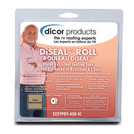 """Dicor Diseal Sealing Tape, 4"""" x 50' Roll, Tan"""