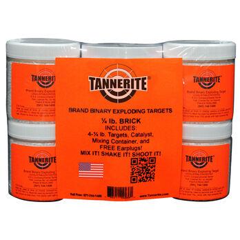 Tannerite 1/4-lb. Brick Targets, 4-Pack