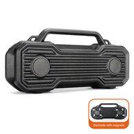 Jobsite™ Magnetic Waterproof Bluetooth Boombox