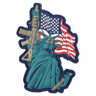 Lady Liberty Patch