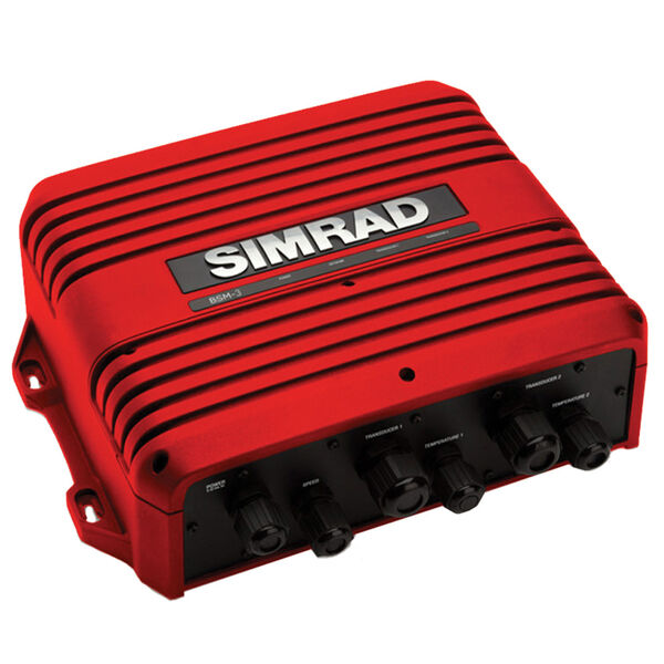 Simrad BSM-3 Broadband Sounder With CHIRP Technology