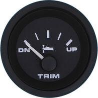 "Sierra Black Premier Pro 2"" Trim Gauge"