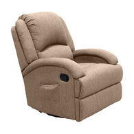 Thomas Payne Collection Heritage Series Swivel Glider Recliner, Cobble Creek