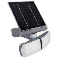 50 LED Motion Activated Solar Spotlight, 600 Lumens