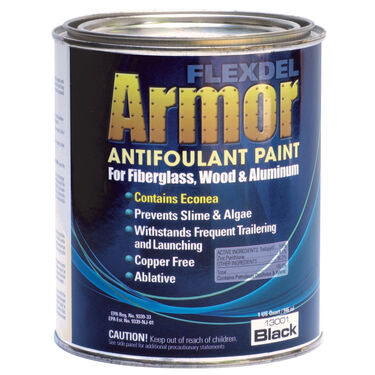 Aquagard Armor Bottom Paint, Quart