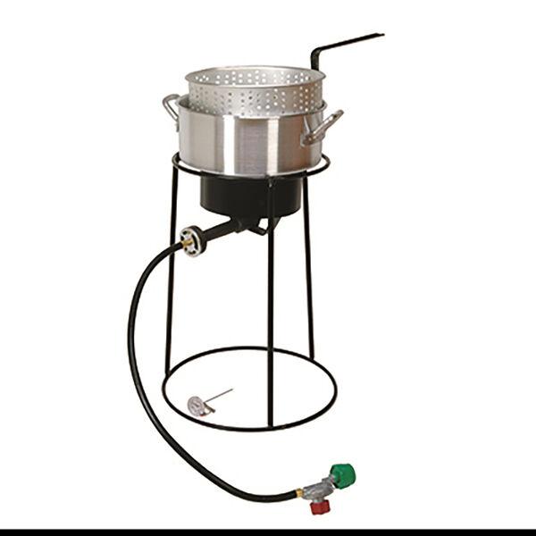 King Kooker Portable Outdoor Cooker Package