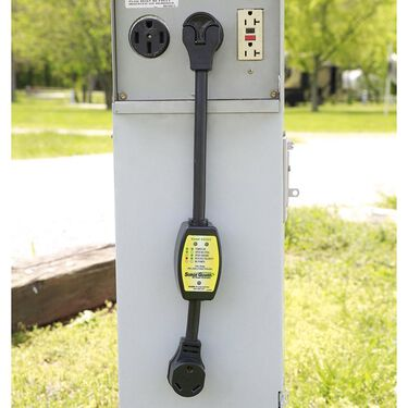 Portable Surge Guard Protectors, 30 amp