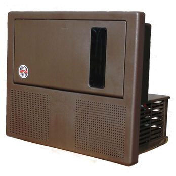 WFCO Power Center – Converter/Charger/Distribution Panel - 45 Amp, Brown